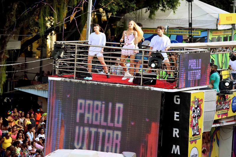 Pablo Vittar arrasa no Carnaval de Salvador