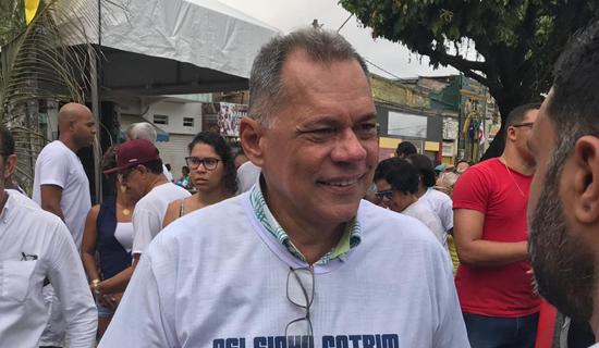 João Henrique anuncia que vai se lançar como candidato a prefeito de Feira de Santana