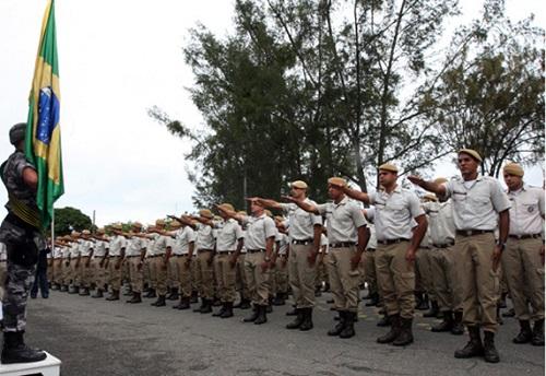 Edital de concurso para Polícia Militar da Bahia será divulgado nesta sexta-feira