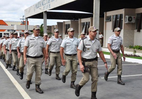 Publicado edital de concurso para oficiais da PM e bombeiros da Bahia