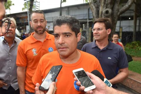 ACM Neto diz que Kannário não vai ser punido pelo DEM por declarações contra Polícia Militar