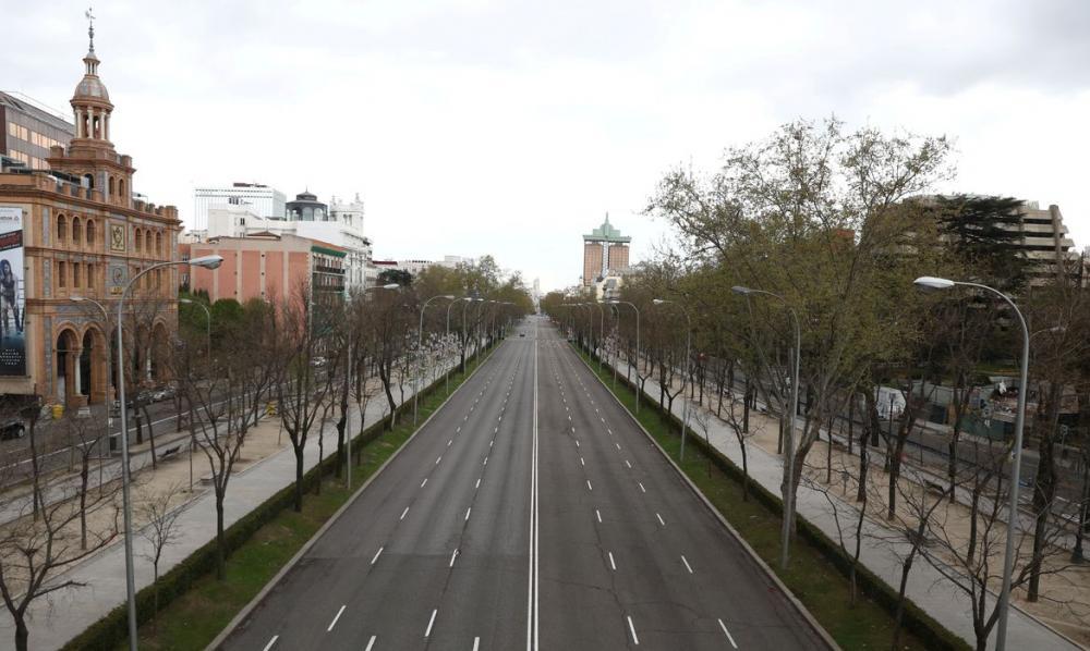 Espanha deixará crianças saírem para caminhar