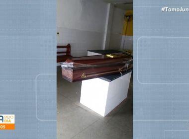 Caixão é encontrado sem identificação em cemitério de Salvador