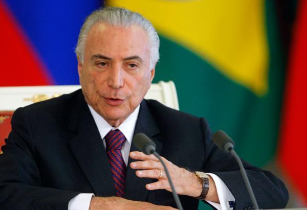 Temer assina decreto que extingue reserva na Amazônia e libera mineração no local