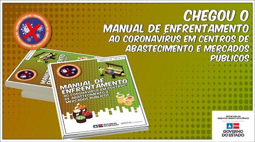 Governo lança manual com orientações para centros de abastecimento e mercados públicos
