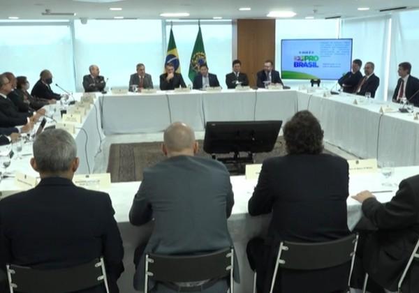 Associação de juízes federais repudia atos de ministros em reunião de 22 de abril