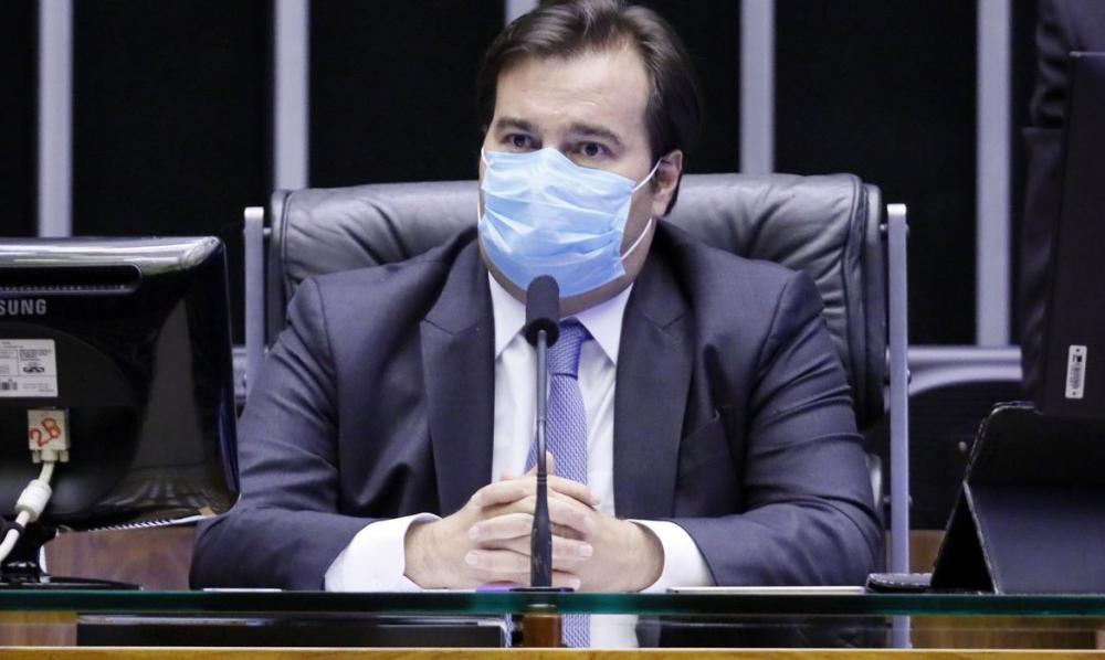 Rodrigo Maia diz país deve dar mais atenção ao meio ambiente