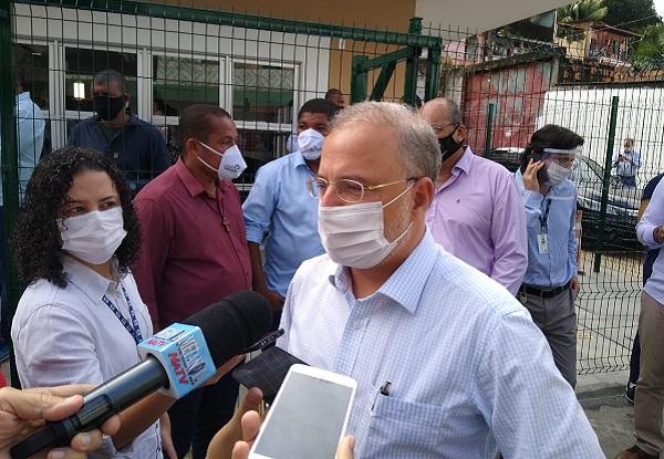 Secretário de Saúde da Bahia alerta para aumento de casos durante o São João