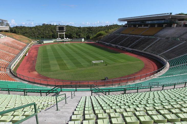 Pela primeira vez, Pituaçu recebe finais da Copa do Nordeste